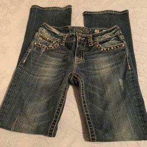 Miss Me Ladies Jean's size 28
